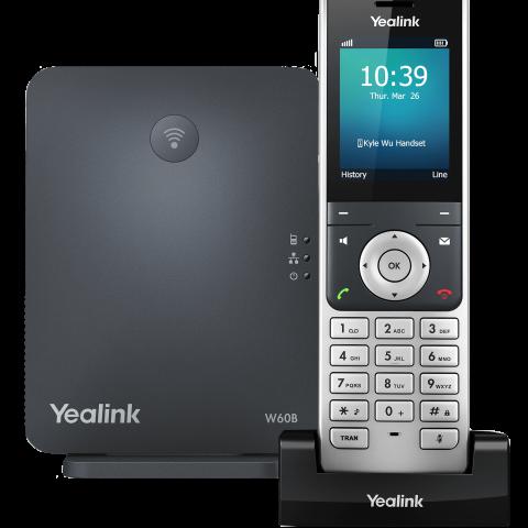 Yealink W60P DECT Cordless